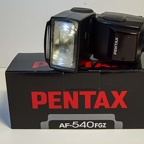 Like New Pentax AF 540-FGZ Flash