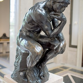 Rodin Museum in Philadephia (lots of images)