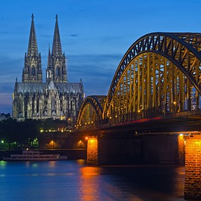 Recently in Cologne
