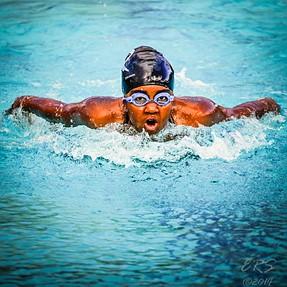 Swim meet with A77 & Sony 70-200 G