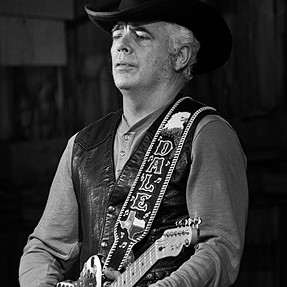 Dale Watson On Stage