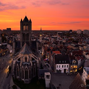 D750 + 24-85 VR in Ghent