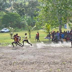 Sports day at Karavia Village, near Rabaul (lots of pix)