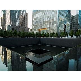 Memorial at WTC