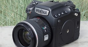 Pentax 645Z hands on