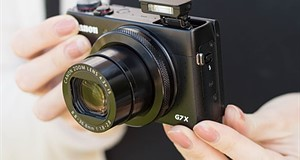 Canon PowerShot G7 X  Review