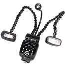 Venus Optics offers hotshoe Macro Twin Flash KX-800 with guide number of 190ft/58m