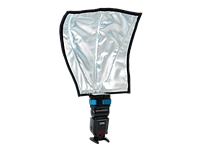 Rogue FlashBender 2 XL Pro Frank Doorhof Edition features 'Super Soft Silver' reflector