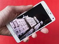Samsung working on slimmer RWB camera sensors