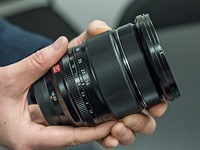 Hands-on with Fujifilm's new XF 16-55mm F2.8 R LM WR lens