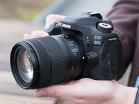In a nutshell: a video rundown of the Canon EOS 80D's features