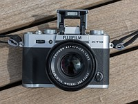 Less is more? Fujifilm X-T10 review