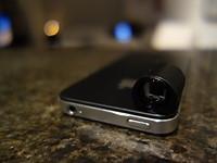 Hands-on: HiLO tilts your iPhone lens sideways