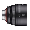 Samyang adds 14mm and 35mm lenses to Xeen cinema system