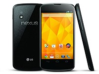 Hands on with the Nexus 4, from TechCrunch