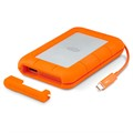 LaCie updates Rugged Thunderbolt lineup with 1TB SSD option