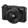 """Nikon covers all focal lengths with three 'DL' enthusiast compacts with 1""""-type sensors"""