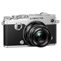 Olympus PEN-F revives 1960s rangefinder-style design with 20MP sensor, built-in EVF