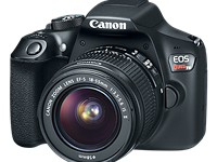 Canon announces budget-friendly EOS Rebel T6 (1300D)