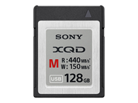 Sony introduces new XQD and SD cards