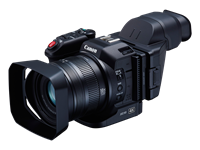 Canon XC10 digital camcorder brings 4K video and stills together