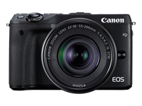 Canon EOS M3 to see European and Asian release with no plans for a North American launch