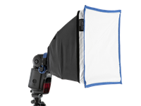 Manfrotto and Lastolite brands combine and launch new Speed-Lite softbox and Perspective Backgrounds