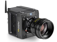 ARRI announces the ALEXA Mini, a lightweight carbon fiber cinema camera with 4K output