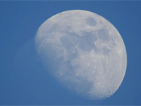 Moon video recorded with 83x zoom Nikon Coolpix P900 shows Earth's rotation