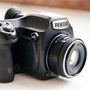 Medium well done: Two takes on the Pentax 645Z