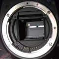 Canon 7D mirror box filmed at 10,000fps