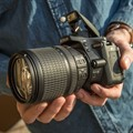 Hands-on with Nikon's new D5500