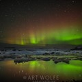 Art Wolfe:  Auroras (and a bit of  the unexpected) in Iceland