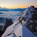Altitude adjustment: Alpine photographer Jonathan Griffith