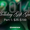 2014 Holiday Gift Guide: $25-100