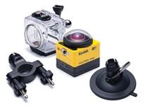Kodak introduces PixPro SP360 action cam