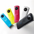Ricoh Theta S boosts resolution, introduces Google Street View integration