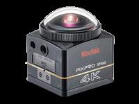 Kodak PixPro SP360-4K 360-degree camera unveiled