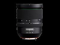 Ricoh announces 24-70mm F2.8 for upcoming full-frame Pentax DSLR