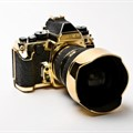Price released for Brikk's 24k gold Nikon Df