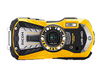 Ricoh adds Mermaid mode and deeper dive to Japan-only WG-40 and WG-40W