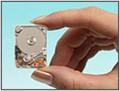 Toshiba's 0.85 inch Hard Disk Drive