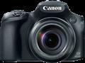 Canon announces PowerShot SX60 HS with 65x zoom
