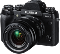 Fujifilm X-T1 offers weather-resistant body and improved EVF