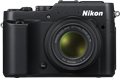 The same but different: Nikon announces Coolpix P7800 with EVF