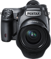 Ricoh announces medium-format Pentax 645Z