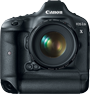 Canon EOS-1D X professional DSLR announcement and overview