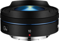 Samsung introduces 10mm F3.5 Fisheye for NX