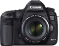 Canon announces EOS 5D Mark III 22MP full-frame DSLR