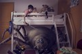 Tables turned: Photo series depicts children getting the better of their nightmares